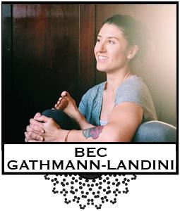Bec Gathmann Landini
